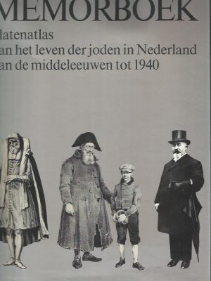 Memorboek-platenatlas van het leven der joden tot 1940