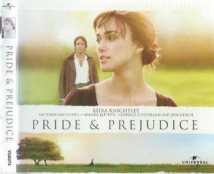 Pride & Prejudice-VUA074 Two VCD Pack