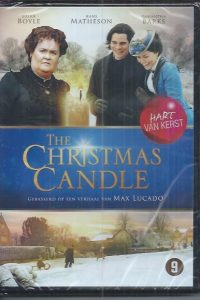 The Christmas candle-9789492189219