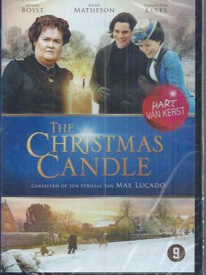 The Christmas candle-9789492189219