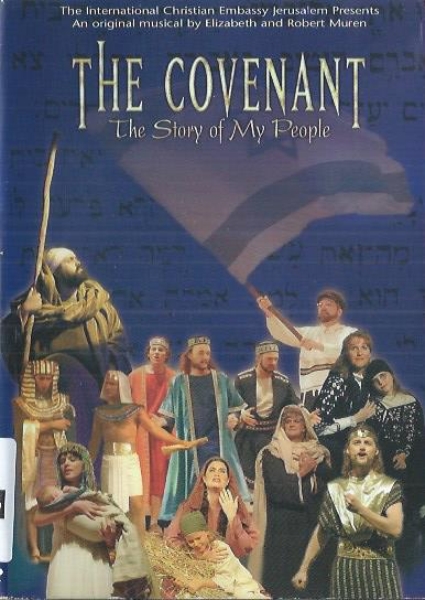 The Covenant-The Story of my Peopl-7090009700011