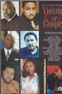 Visions Of Gospel-volume one-0724349089198
