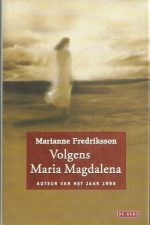 Volgens Maria Magdalena-Marianne Fredriksson-9052265321