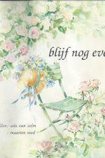 Blijf nog even-Ada van Zelm-Maarten Rood-9062554350