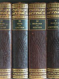 Christelijke Encyclopaedie voor het Nederlandse Volk-6 delig-1926tot 1931