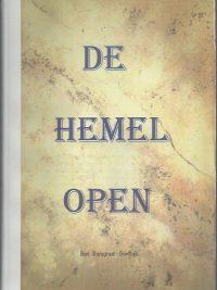 De hemel open-Riet Burggraaf-Goethals