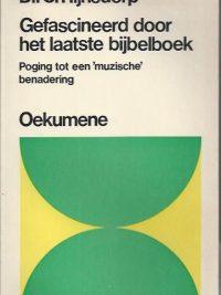 Gefascineerd door het laatste bijbelboek-C. Rijnsdorp-9024630800