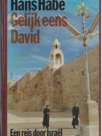 Gelijk eens David, Een reis door Israël-Hans Habe-9022503046