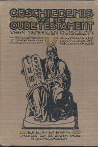Geschiedenis van het Oude Testament-voor school en huisgezin-door B. C. Kloostermans