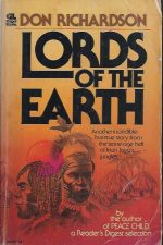 Lords of the Earth-Don Richardson-0830705295-9780830705290