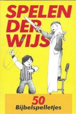 Spelenderwijs-50 Bijbelspelletjes-Stichting Parel