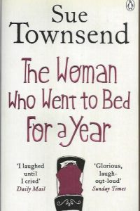The woman who went to bed for a year-Sue Townsend-9780718194529