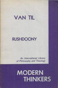 Van Til by Rousas John Rushdoony