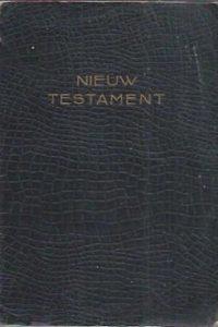 Het Nieuwe Testament, of Alle de boeken des Nieuwen Verbonds van Onzen Heer Jezus Christus-NBG 1937