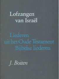 Lofzangen van Israel-J. Boiten-9090028889