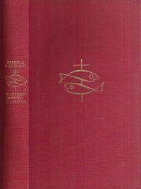 Wonder boven Wonder, bijbels dagboek-J. Overduin-2e druk