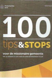 100 Tips & Stops voor de missionaire gemeente-Protestante Kerk