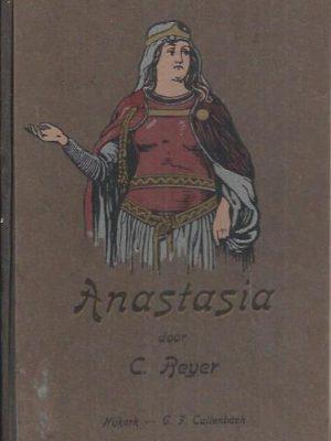 Anastasia, de hertogin van Mecklenburg-Carl Beyer