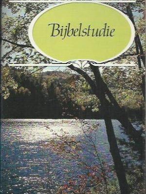 Bijbelstudie, fundament voor geestelijke groei-John G. Mitchell-9060675053