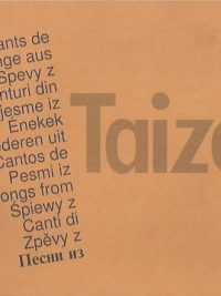 Chants de Taize 1995-9782850401282