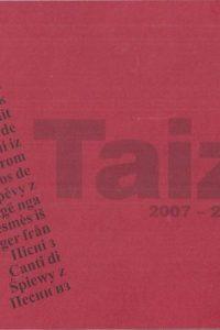 Chants de Taize 2007-2008-9782850402333