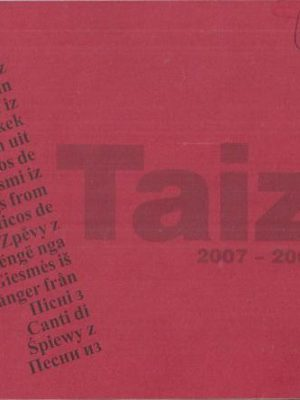 Chants de Taize 2007-2008-9782850402333