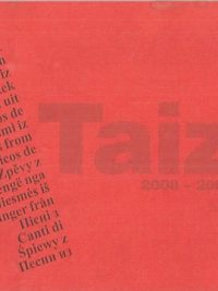 Chants de Taize 2008-2009-9782850402524