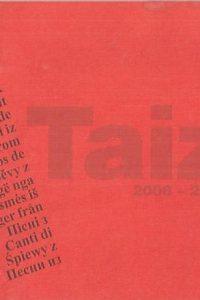 Chants de Taize 2008-2009-9782850402524