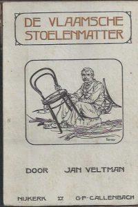 De Vlaamsche stoelenmatter-Jan Veltman
