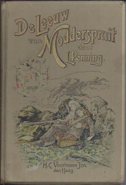 De leeuw van Modderspruit-L. Penning-2e druk