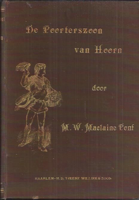 De poorterszoon van hoorn-M.W. Maclaine Pont