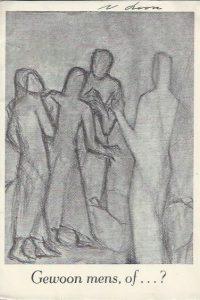 Gewoon mens, of-A.T.W. de Kluis