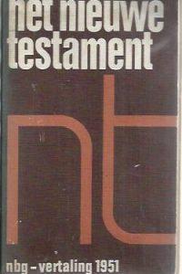 Het Nieuwe Testament-NBG 1976 1951-9061260469