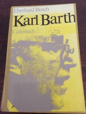 Karl Barth-Aan de hand van zijn brieven en autobiografische teksten-Eberhard Busch-9026608551-hardcover