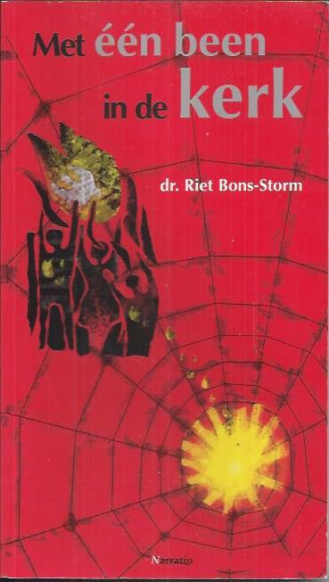 Met een been in de kerk-Riet Bons-Storm-9052633282