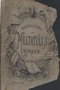 Multatuli-bloemlezing door Heloize-G.L. Funke 1876