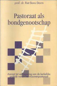 Pastoraat als bondgenootschap-Riet Bons-Storm-9024267013