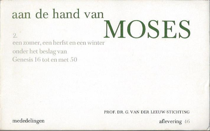 Aan de hand van Moses 2-aflevering 46