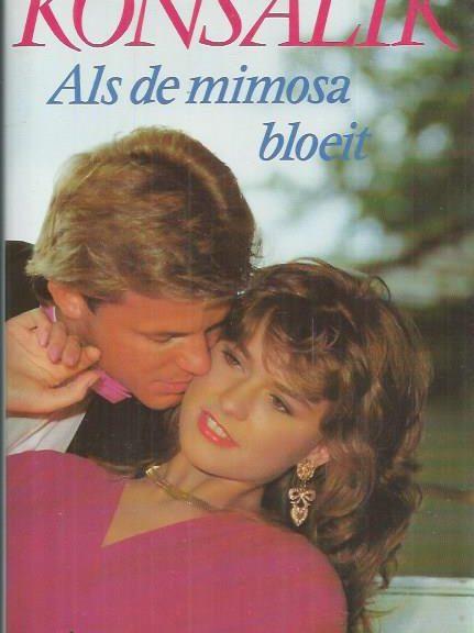 Als de mimosa bloeit-Heinz G. Konsalik-9022511812
