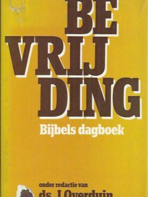 Bevrijding, bijbels dagboek-Ds. J. Overduin-9021050420