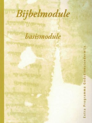 Bijbelmodule-H. Booij e.a-9061219132