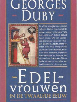 Edelvrouwen in de twaalfde eeuw-Georges Duby-9035118189