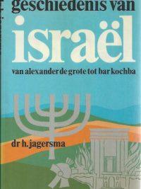 Geschiedenis van Israel 2-H. Jagersma-9024228166