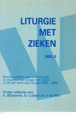 Liturgie met zieken Deel II-G. Lukken en J. de Wit-9030407166