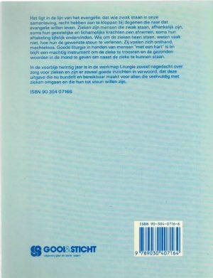Liturgie met zieken Deel II-G. Lukken en J. de Wit-9030407166_B
