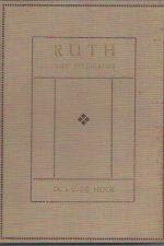 Ruth; vier predikaties-Dr. J.C. de Moor