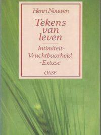 Tekens van leven, intimiteit, vruchtbaarheid en extase-Henri Nouwen-9789020919059