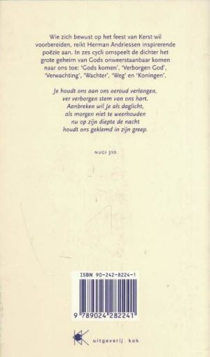 Teksten op de weg naar Kerstmis-Herman Andriessen-9024282241_B
