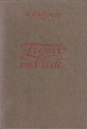 Troost en Vrede-A. de Bondt