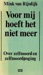 Voor mij hoeft het niet meer-Mink van Rijsdijk-9789024201631
